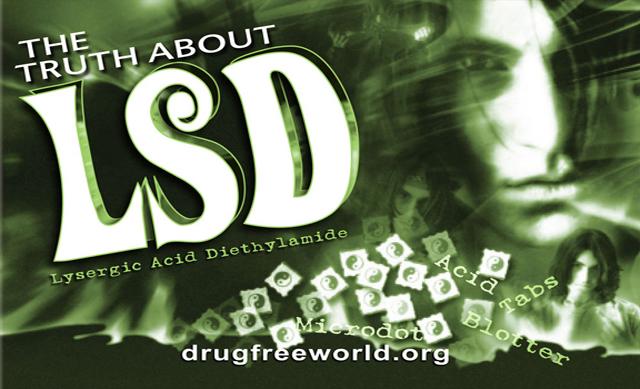 LSD毒品致幻剂是不是毒品,吸食LSD会成瘾吗?